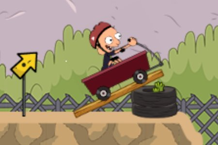 Clarence: Reckless Ramps