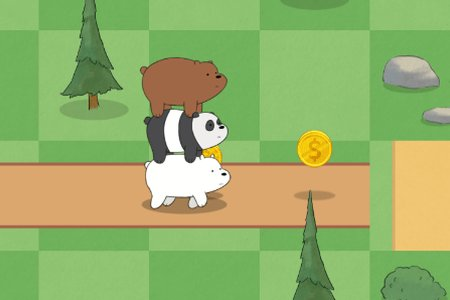 We Bare Bears: Stack Tracks