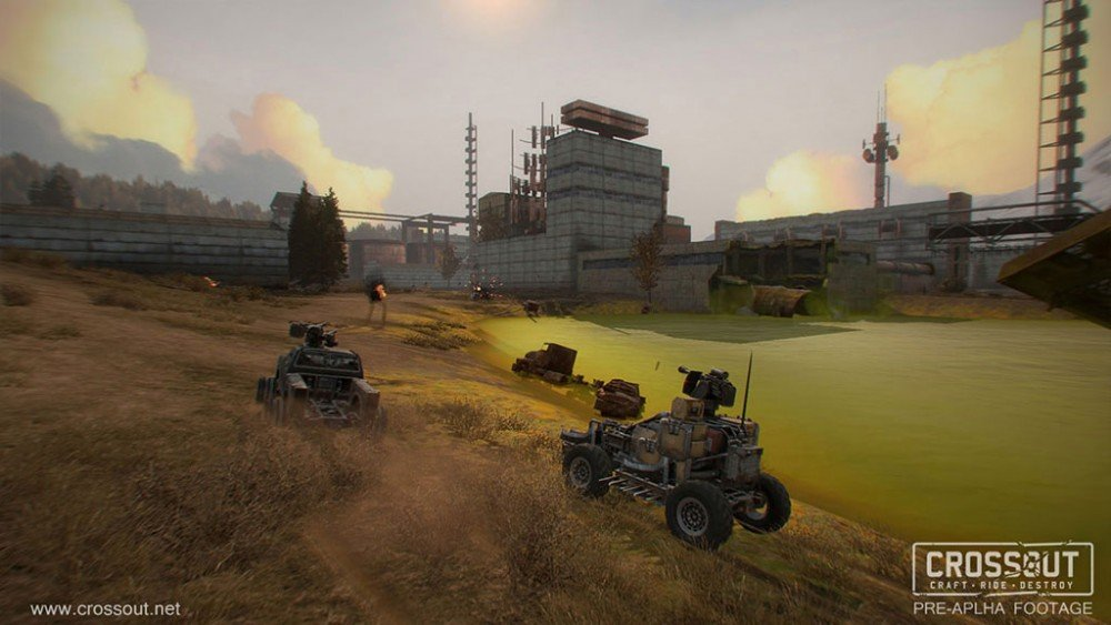 Crossout · Download Game For Free