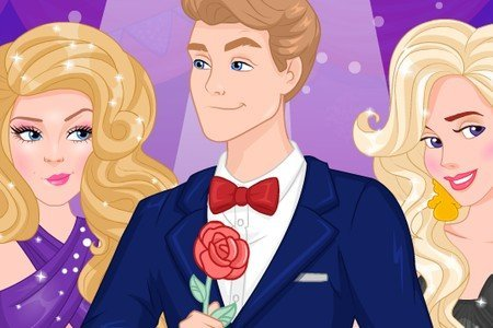 Barbie & Aurora: Bachelor Contest