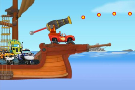 Blaze and the Monster Machines: Race to the Top of the World
