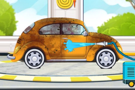 Washing Car Games Play Online For Free