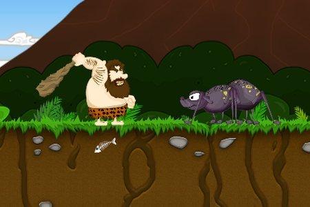cavemen играть онлайн