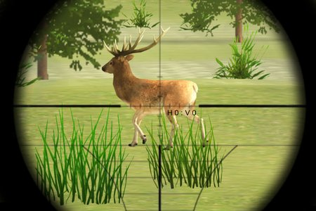 играть онлайн deer hunter