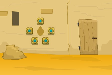 Desert Temple Escape