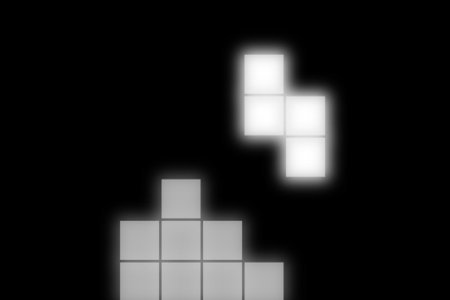 Falling Lightblocks