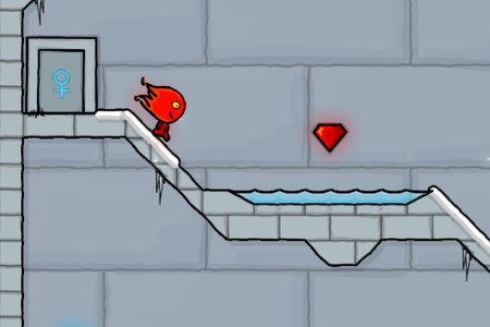 Fireboy & Watergirl 3: Ice Temple