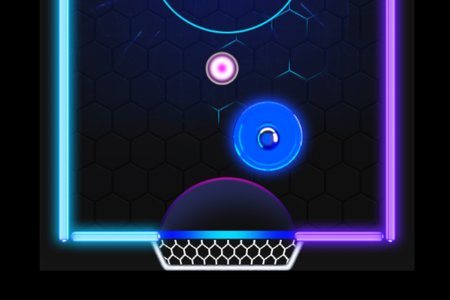 Glow Hockey Hd Game Play Online For Free Gamasexual Com