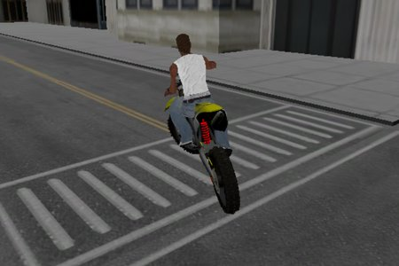 GT Bike Simulator