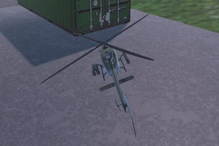 Helicopter Parking & Racing Simulator