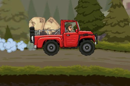 Hill Climb: Twisted Transport