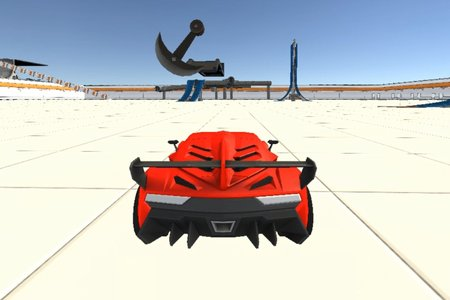 Impossible Car Stunts 3D