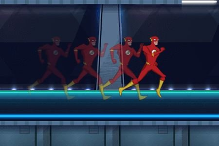 Justice League: Nuclear Rescue