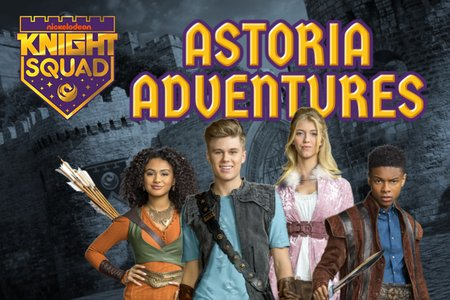 Knight Squad: Astoria Adventures