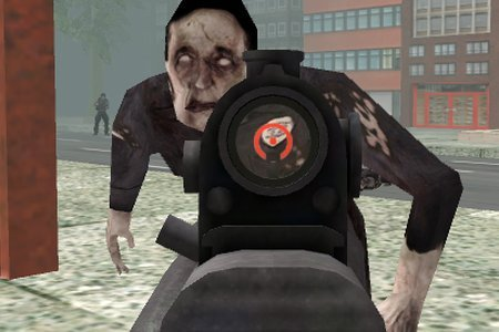 Masked Forces: Zombie Survival