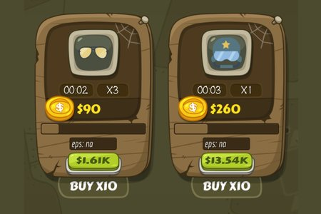 Military Capitalist: Idle Clicker