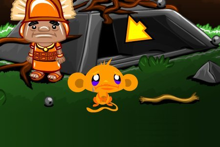 Monkey GO Happy: Four Worlds 2