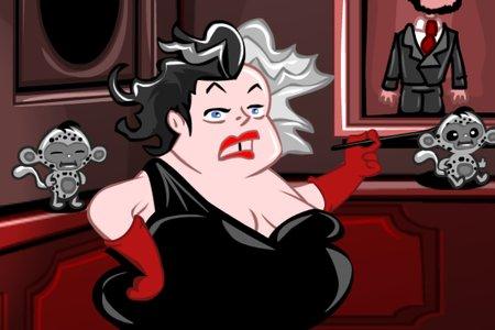 Deville cruella Cruella (2021)