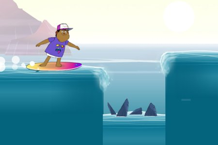 Monster Beach: Surf's Up