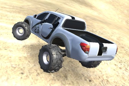 Monster Truck Driving Simulator