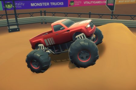 Monster Truck Racing Arena Game Play Online For Free Gamasexual Com