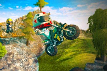 2 player motorbike games free online