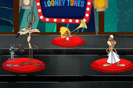 New Looney Tunes: Wacky Band