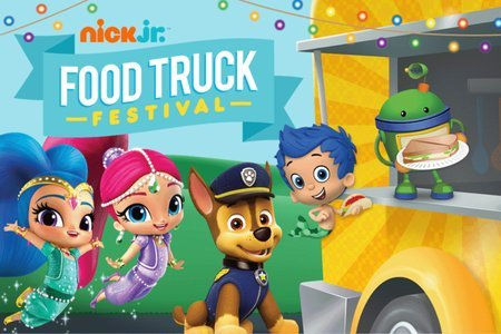 Nick Jr.: Food Truck Festival!