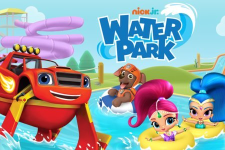 Nick Jr.: Water Park