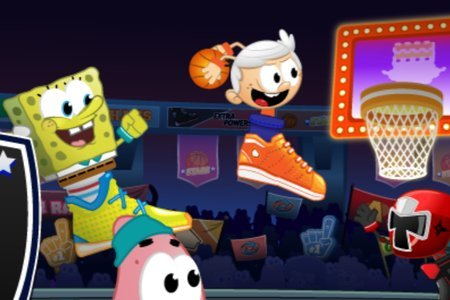 Nickelodeon: Basketball Stars 3