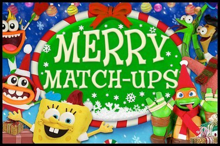 Nickelodeon: Merry Match-Ups