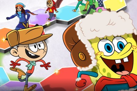 Nickelodeon: Spin & Win!