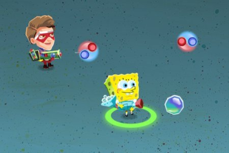 Nickelodeon: Portal Chase · Play Online