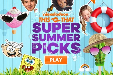 Nickelodeon: Super Summer Picks