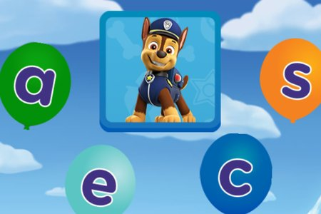 PAW Patrol: Pop and Spell