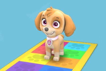 PAW Patrol: Pup Pup Boogie — Math Moves