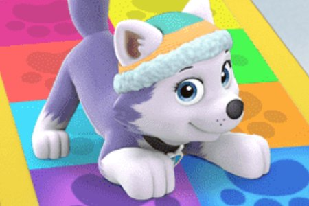 PAW Patrol: Snow Day — Math Moves