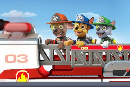 PAW Patrol: Ultimate Marshall — Fire Pup Team