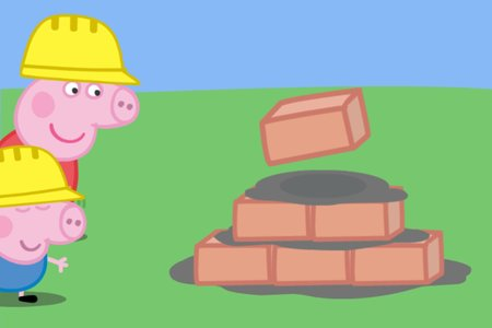 Peppa Pig: The New House
