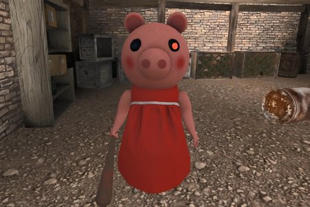 Piggy: Escape from Pig