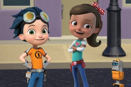 Rusty Rivets: Bits on the Fritz