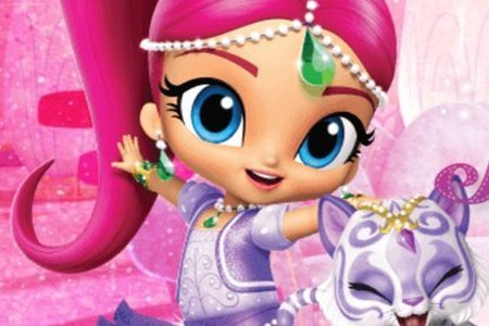 Shimmer & Shine: 1, 2, 3 Music Key