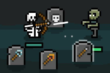 Skelly vs. Undead