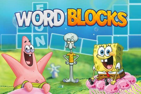 SpongeBob SquarePants: Word Blocks