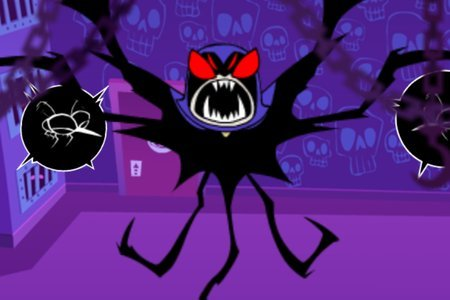 Teen Titans Go! Raven's Nightmare