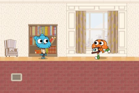 The Amazing World of Gumball: Darwin's Yearbook
