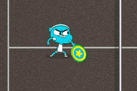 The Amazing World of Gumball: Disc Duel