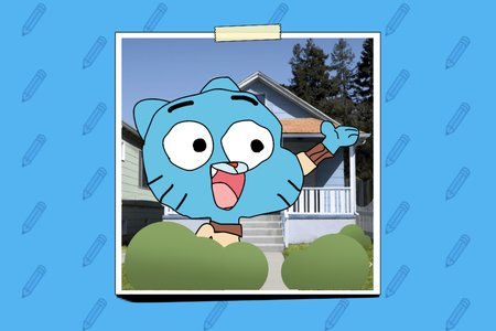 The Amazing World of Gumball: How to Draw Gumball