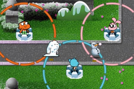 The Amazing World of Gumball: Snow Stoppers