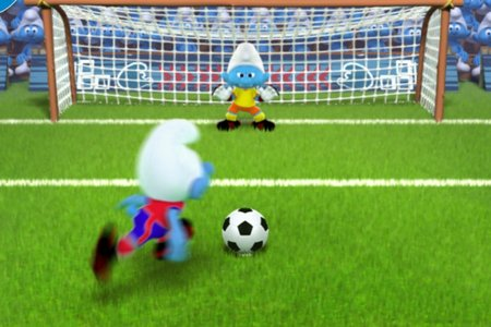 The Smurfs: Penalty Shoot-Out
